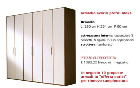 armadi in offerta outlet sconto 50 stunning armadi in offerta outlet sconto 50 images
