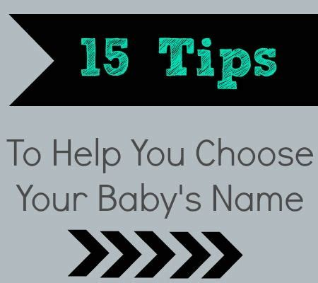 9 sneaky tips to help 15 tips to help you choose your baby s name my posts disney babies babies