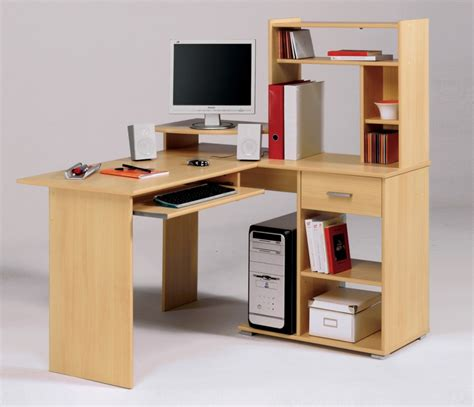 pc desk design nice computer desks for your home offices