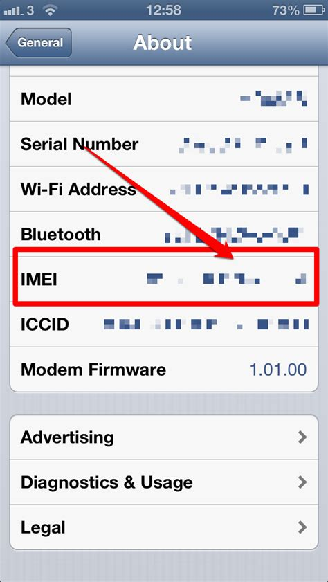 Find Number How To Find Your Imei Number On Your Iphone Neil Turner S