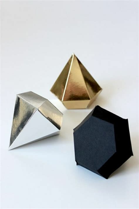 origami diamonds comment faire un origami 55 id 233 es en photos et vid 233 os