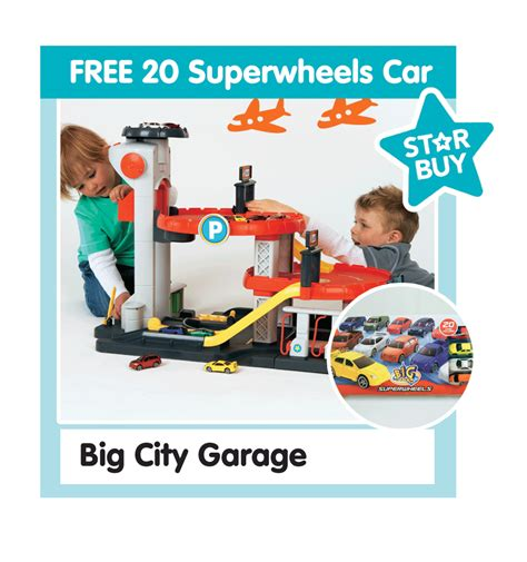 Wheels Power Lift Garage Trackset Mainan Anak Mobil Meluncur great offer for your the