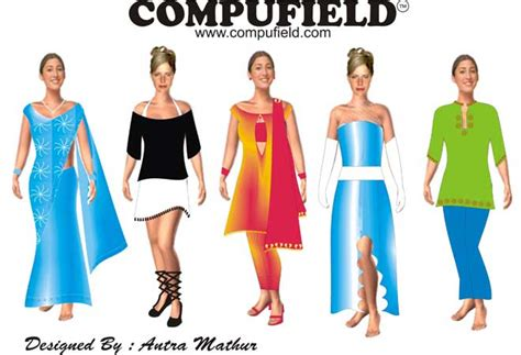 fashion design training diploma certificate courses in computer based fashion