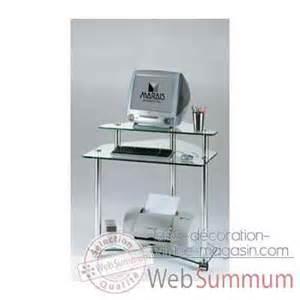 meuble ordinateur marais en pmma mr853 dans bureau desing