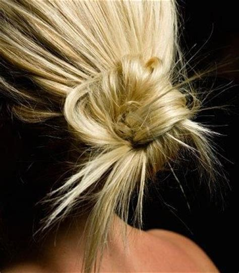 List Of Different Types Of Hair Buns by Different Types Different Types Hair Buns
