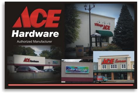 Ace Hardware Hurom   huron ace hardware