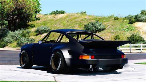 drift porsche 911 porsche 911 rsr 1973 drift edition vehicules pour gta