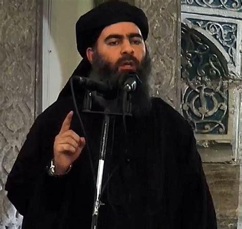 abu bakr al baghdadi islamic state isis leader targeted by us airstrike