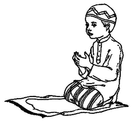 mewarnai islami terbaru murid 17