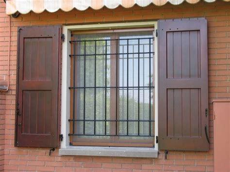 inferriate per porta finestra inferriate alle finestre finestra