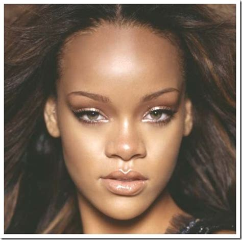 what does having a big forehead mean rihanna to undergo surgery to reduce forehead size