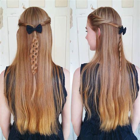 cute down hairstyles easy 100 cute hairstyles for long hair 2018 trend alert