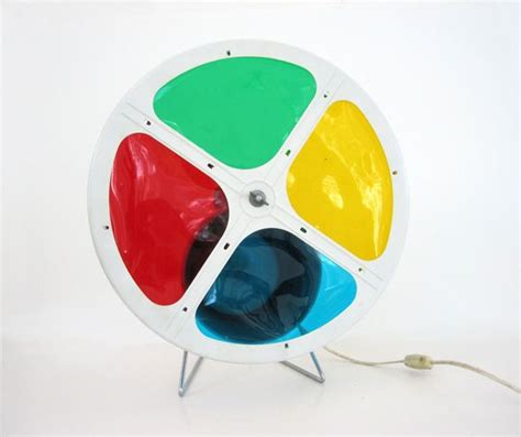 color wheel tree light vintage trees color wheels and tree lights