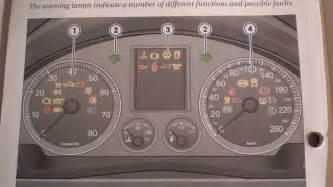 Volkswagen Warning Lights Vw Jetta Dashboard Warning Lights Symbols 2005 2010 5th