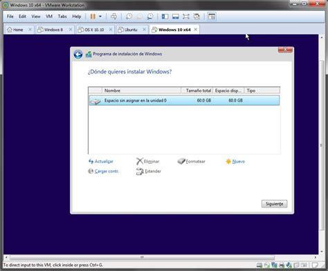imagenes instalacion windows 10 windows 10 en m 225 quina virtual paso a paso 187 muycomputer