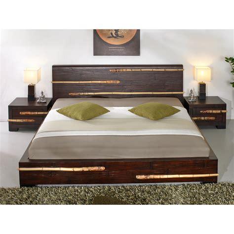 Bed Bigland 180 X 200 bamboo bed tikal 180x200 bambuskeskus o 220