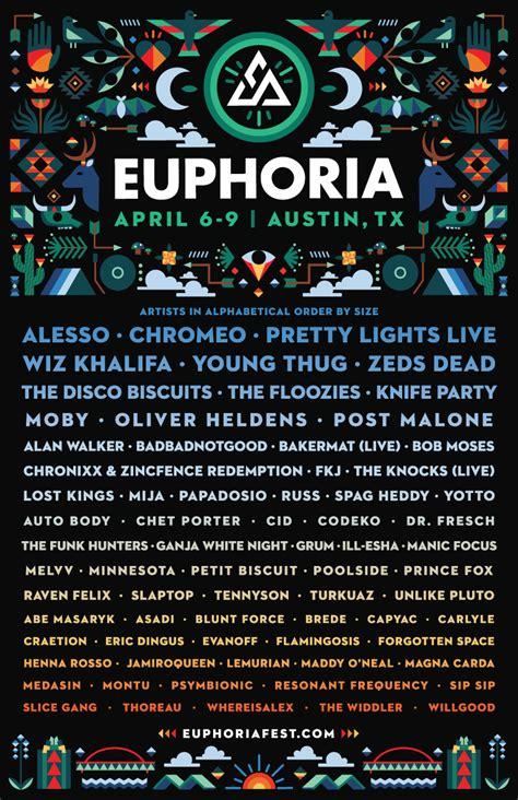 alesso eventbrite euphoria music cing festival 2017 tickets austin