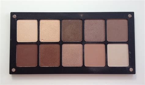 matte neutral eyeshadow palette maggie s makeup inglot eyeshadows neutrals