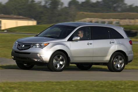 2009 Acura Mdx Information And Photos Momentcar
