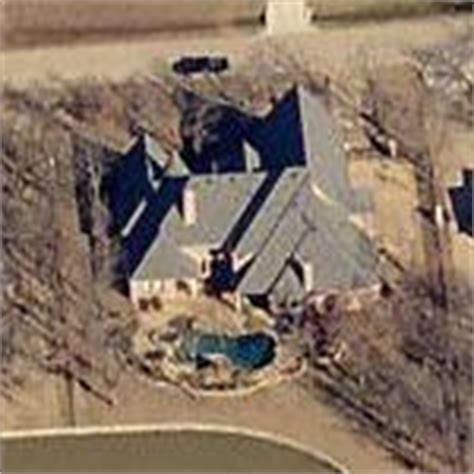 Jason Witten House by Jason Witten S House Former In Roanoke Tx Maps