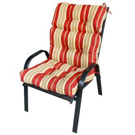 greendale home fashions outdoor high  chair cushion