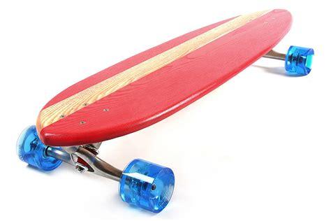 Handmade Longboard Skateboards - personalised handmade ash 70 s longboard by nudie boards