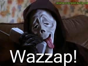 Scream Wazzup Meme - colorado folks myfitnesspal com