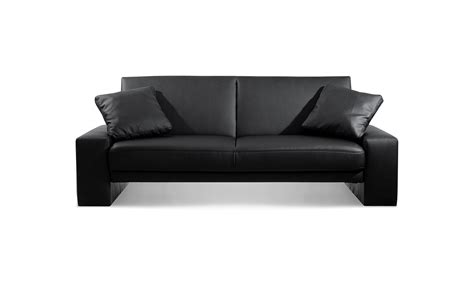 sofa web newbury sofa bed web exclusive black faux leather sofabed