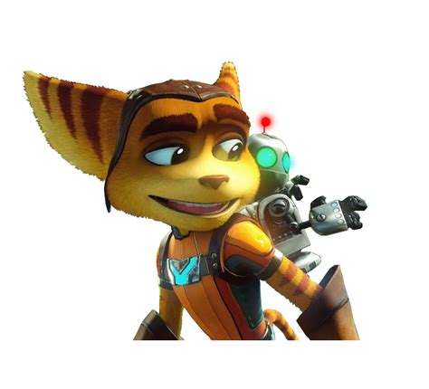 Stok Terbatas Ps4 Ratchet And Clank Ratchet And Clank Ps4 Ingame Transparent Cutout By Datdhw
