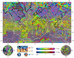america magnetic anomaly map magnetic anomaly map of the world iv g