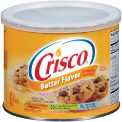 crisco butter flavour 454g