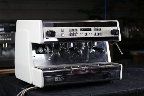reconditioned commercial coffee machines for sale secondhand catering equipment 2 espresso machines