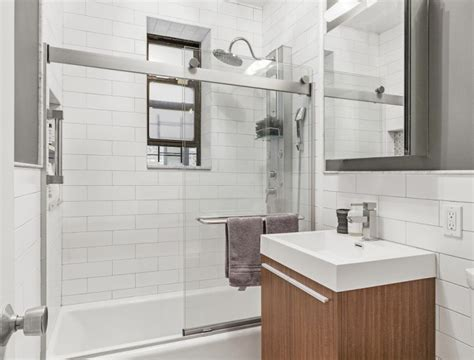 bathroom renovation brooklyn a brooklyn bathroom finds a new pedestal