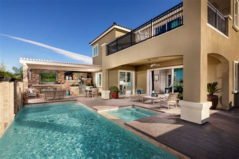 Luxury Homes Henderson Nv Toll Brothers At Inspirada Villamar Luxury New Homes In Henderson Nv Forever Home