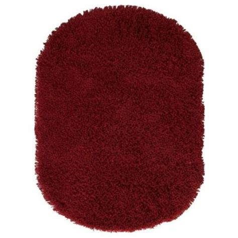 Home Depot Oval Rugs by Home Decorators Collection Ultimate Shag 5 Ft X 7 Ft