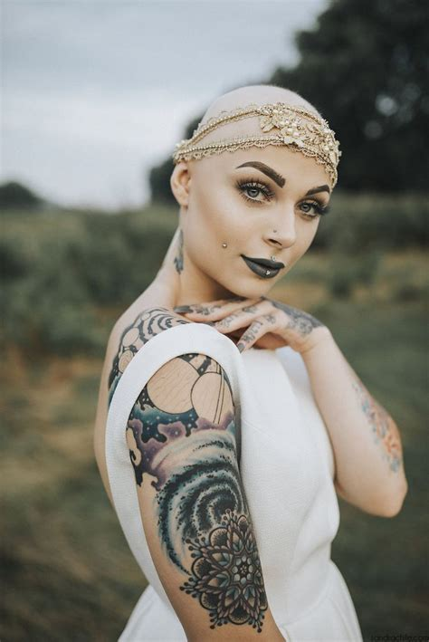 clothes for people with alopecia 1000 ideas about bald women fashion on pinterest buzz