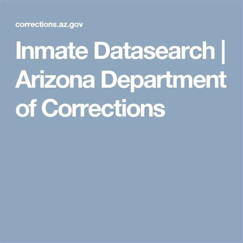 Arizona Department Of Corrections Inmate Records The 25 Best Locate An Inmate Ideas On Facts About Ww2 The Germans And In