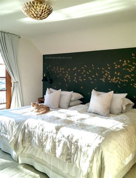 stencils for bedroom walls use a stencil design to enhance your decorating style