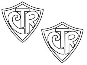 ctr shield coloring page ctr shield printable cliparts co