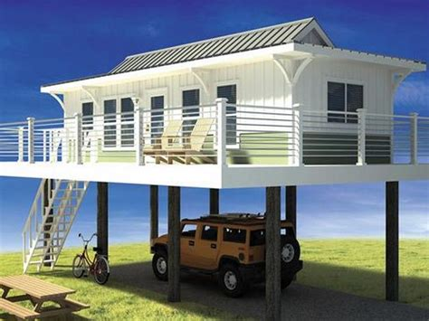 houses on stilts plans beach house floor plans on stilts home designs fans