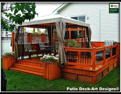Patio Deck Art Designs Outdoor Living Traditional Deck Backyard Decks And Patios Ideas