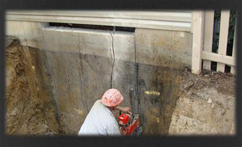 foundation builders llc cincinnati oh outside basement