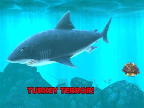 baby shark electro turkey fish hungry shark wiki fandom powered by wikia