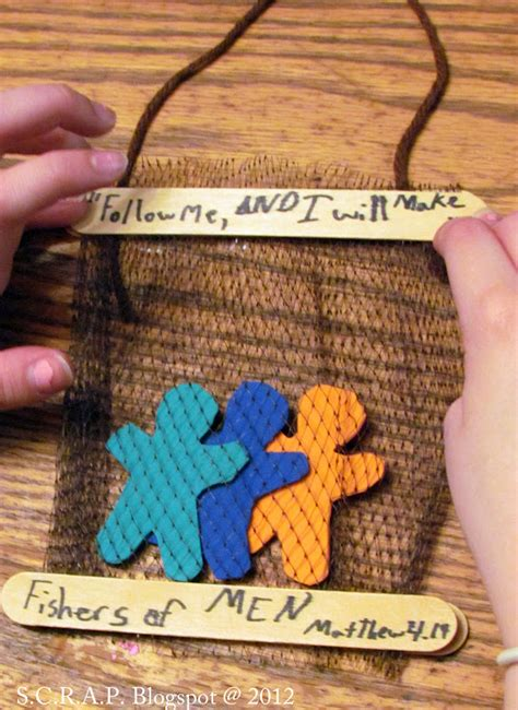 bible craft projects s c r a p scraps creatively reused and recycled