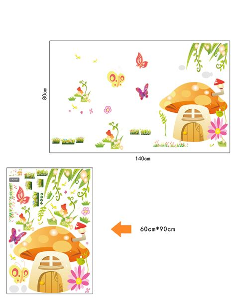 toadstool wall stickers toadstool kingdom wall stickers children s decals