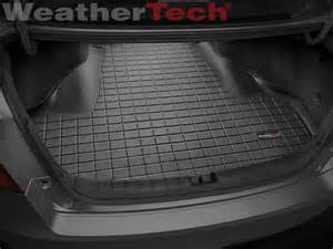 weathertech cargo liner trunk mat for honda accord 2013