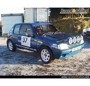 PEUGEOT 205 GTi RALLY CAR  Rally Cars For Sale At Raced