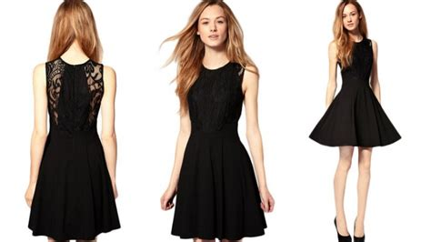 how to dress for little black dress how to dress it up