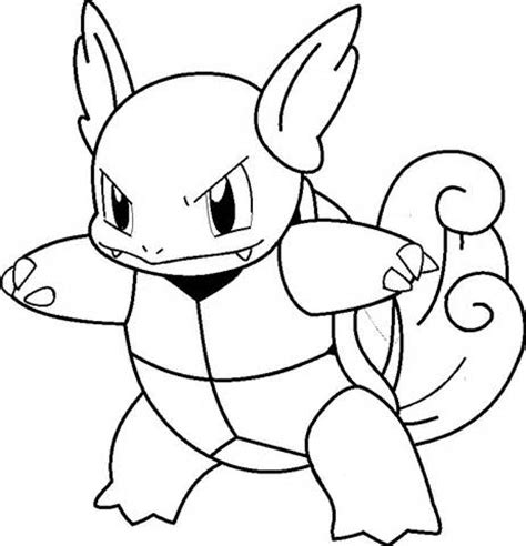 coloring pages pokemon blastoise drawings pokemon squirtle wartortle blastoise pokemon coloring pages