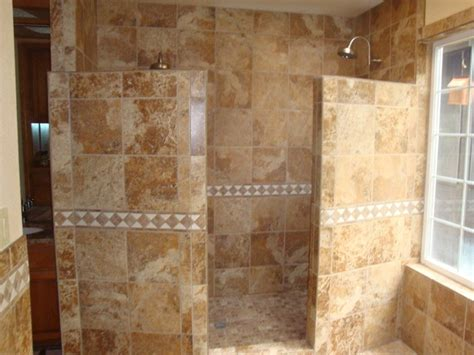 shower without a door how large does a doorless shower need to be studio
